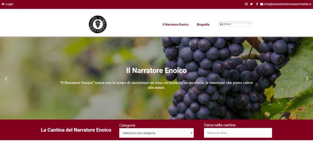 zoomart.net-realizzazione-sito-web-antonio-indovino-sommelier-web-agency-napoli-siti-web-sorrento
