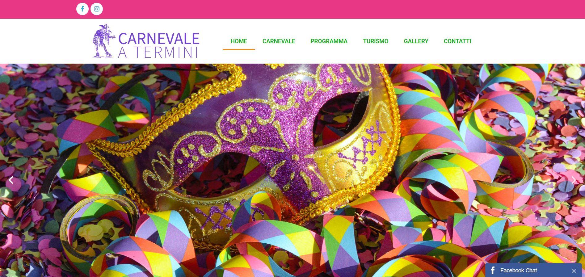 zoomart.net-realizzazione-sito-web-carnevale-a-termini-web-agency-napoli-siti-web-sorrento